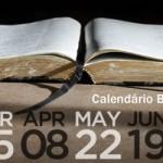 Calendário Bíblico Temático