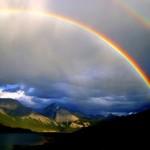 Acima do arco-íris