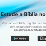 Estudos Bíblicos no Celular
