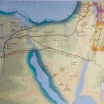 Por que Moisés demorou 40 anos para atravessar o Sinai?
