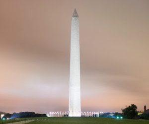 Washington, DC, USA --- Washington Monument --- Image by © Raimund Koch/Corbis